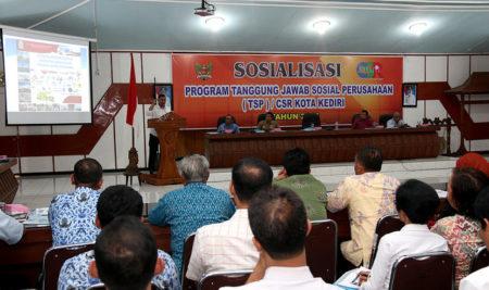 KADIN Dukung Pembentukan Forum CSR Kota Kediri