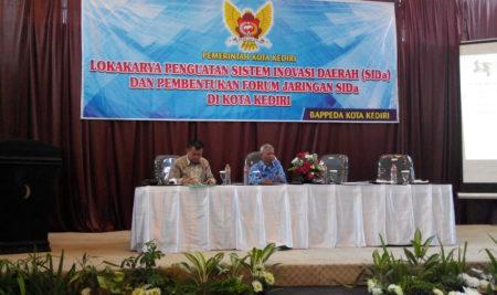 Lokakarya Strategi Penguatan Sistem Inovasi Daerah (SIDa)