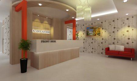 Rencana Renovasi Kantor KADIN Kota Kediri