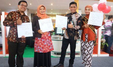 KADIN Kota Kediri Jalin Kerjasama Dengan BSM